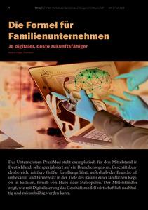 Die Formel für Familienunternehmen