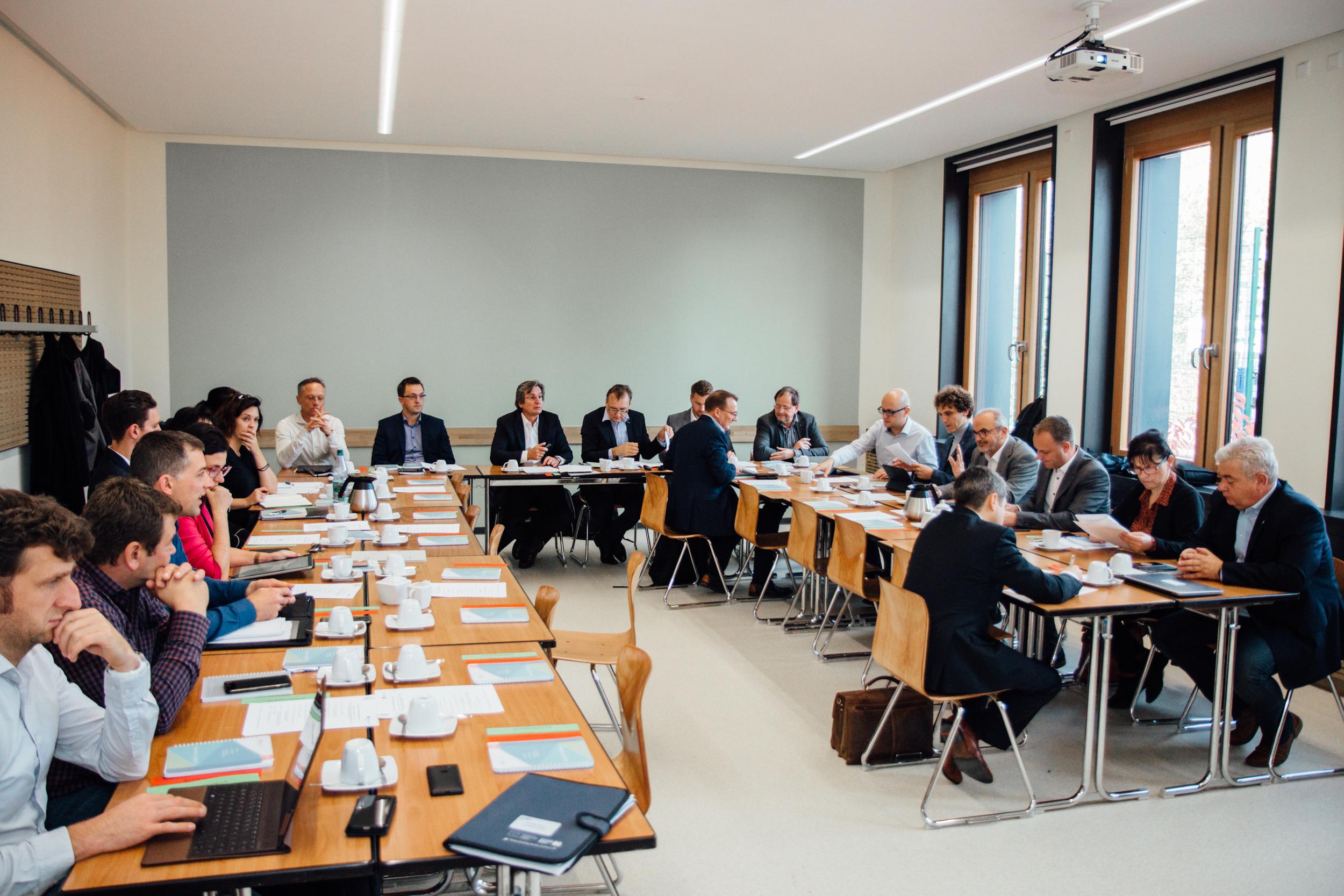 SWS-Mitgliederversammlung